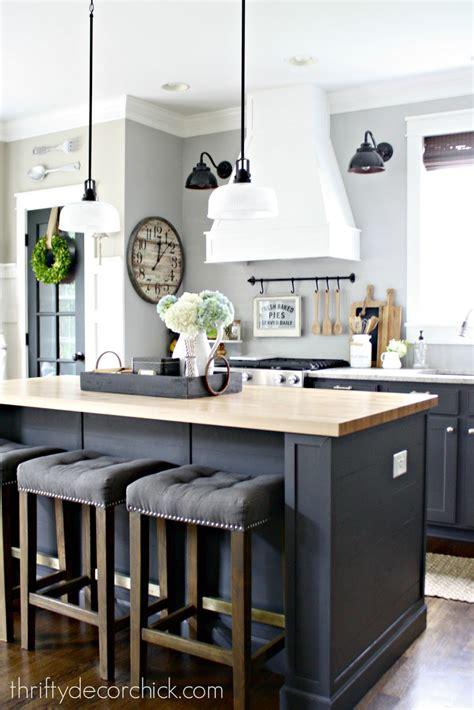 diy kitchen renovation update  months
