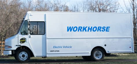 workhorse group electric trucks attain  mpg fleet news