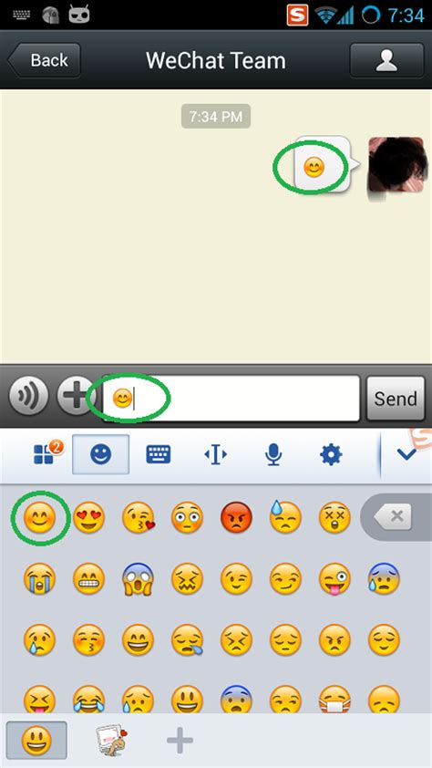 android iphone emoji how to show ios style emoji characters in android s