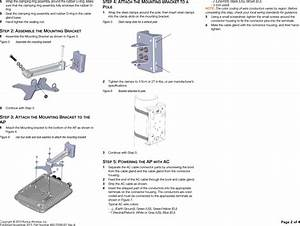 Ruckus Wireless T710 Zoneflex T710 Access Point User