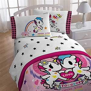 Neon Star by tokidoki Sheet Set BABY