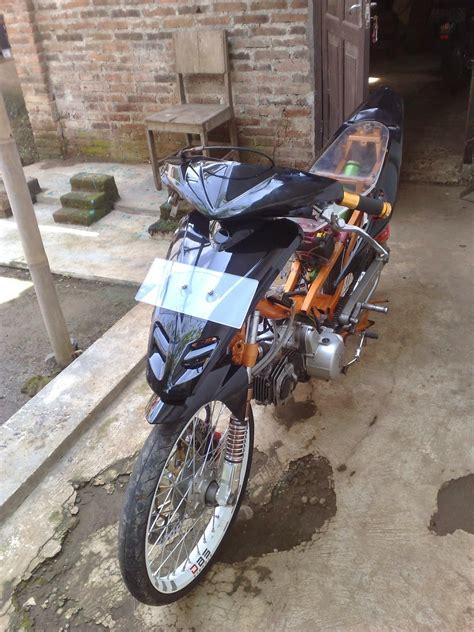 Modifikasi Jok Honda Beat by Dowload Koleksi Modif Jok Motor Honda Blade Terbaru Dan
