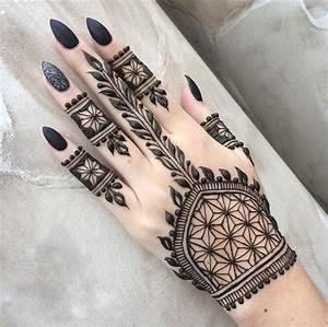 Hand Skulptur Selber Machen : henna tattoo selber machen tipps zum auftragen 35 tolle designs ~ Frokenaadalensverden.com Haus und Dekorationen