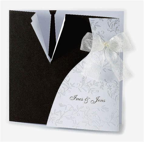 einladungskarten hochzeit set schoen  married stamp set