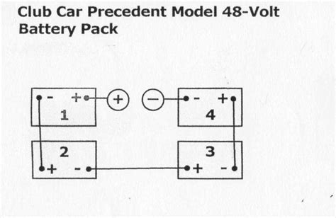 48 Volt Wiring Diagram Reducer by Cat Battery Diagram Wiring Diagram M6