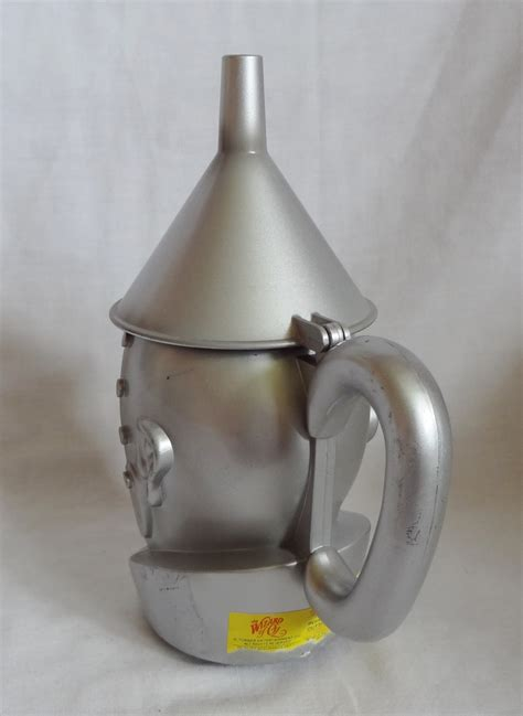 Simple edit with smart layers. Tin Man Wizard of Oz 8 oz Lidded Coffee Cup Mug - Mugs, Cups