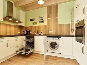 Waschmaschine In Küche : waschmaschine in k che einbauen was beachten ~ Watch28wear.com Haus und Dekorationen