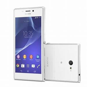 Sony Xperia M2 User Manual