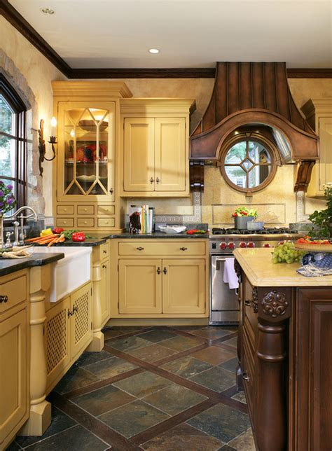 country yellow kitchens country kitchens 2969