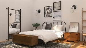 Innovative, Masculine, Rustic, Industrial, Bedroom, Design, By