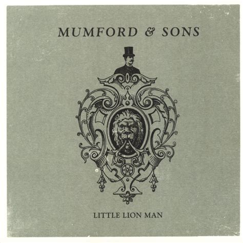 mumford sons little lion man tune of the day mumford sons little lion man