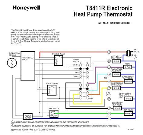 Heat Ac Wiring Diagram by Rheem 41 20804 15 Thermostat Wiring Diagram Sle