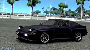 1988 Mitsubishi Starion - Information And Photos