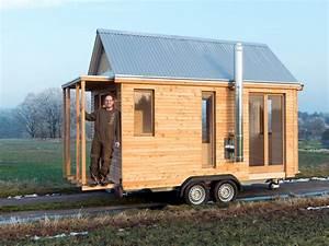 Kleine Häuser Auf Rädern : tiny house acht quadratmeter wohn t raum auf r dern magazin von ~ Sanjose-hotels-ca.com Haus und Dekorationen