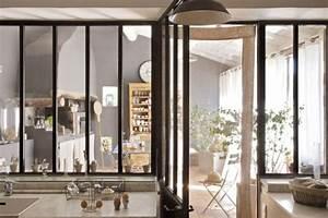Verriere Interieure Metallique : mobilier silice cambium ~ Premium-room.com Idées de Décoration