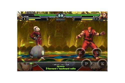 baixar the king of fighters xiii para android