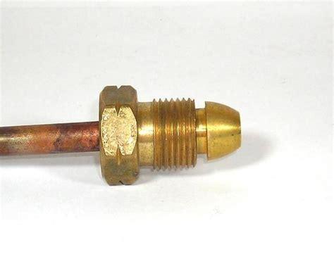 conexion flexible gas natural  rngo cm de largo