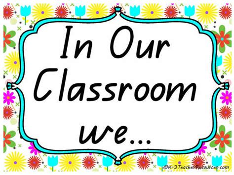 classroom inspiration posters   teacher resources
