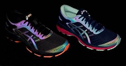 Asics Reflective Running Lite Gel Night Sports