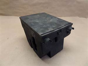 1993 Bmw K1100rs Electrical Fuse Relay Junction Box
