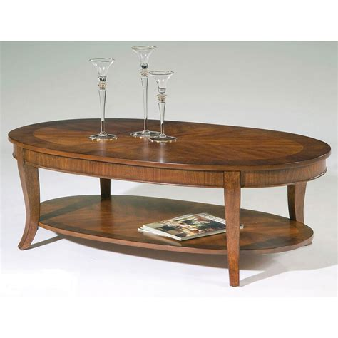 Oval Coffee Tables Living Room Individual Living Room