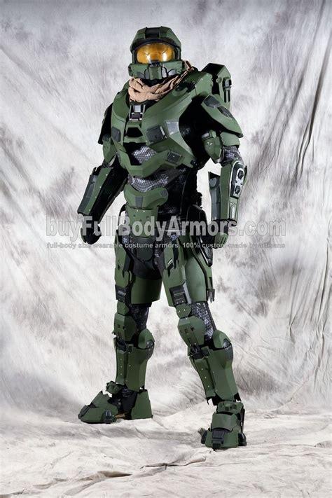 Halo 5 Master Chief Armor Suit Costume 2 Symmetry