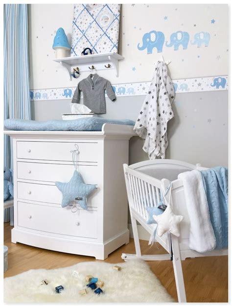 Kinderzimmer Für Jungen Gestalten by Tapete Babyzimmer Junge Dekoration Oliverbuckram