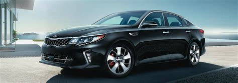 2018 Kia Optima Color Options