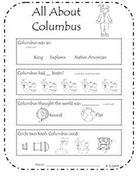 9 best images of worksheets christopher columbus middle school christopher columbus worksheets