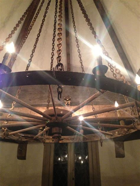 17 best images about wagon wheel chandelier on