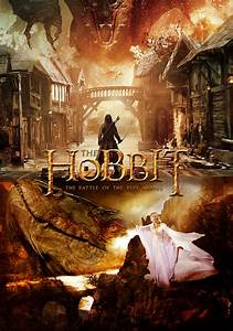 The Hobbit: The Battle of the Five Armies | Movie fanart ...