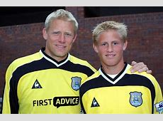 Kasper Schmeichel's a fantastic keeper with his own