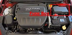 Dodge Dart Fuse Box Location