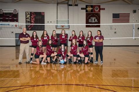 southgate anderson high school girls junior varsity volleyball fall