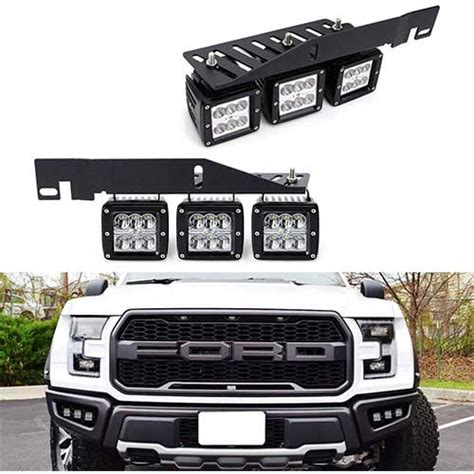 fog f150 ford light raptor led kit