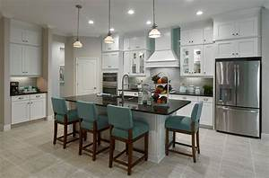 3, Red, Hot, Gourmet, Kitchen, Trends, For, New, Florida, Homes