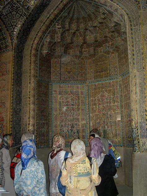 Sergej Marsnjak - Iran - Shiraz - Friday mosque Vakil