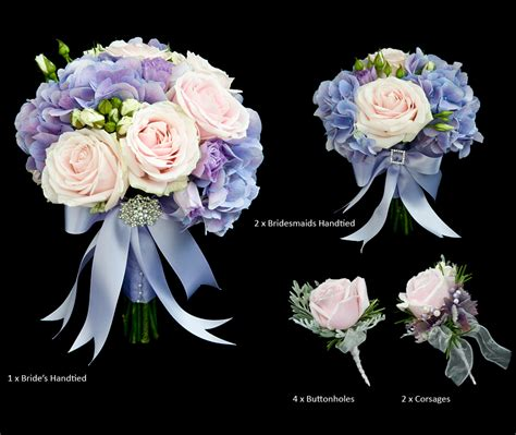 wedding packages flowers  sylvia