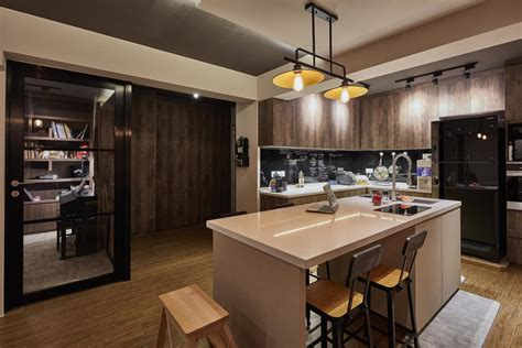 Pros And Cons Of An Openconcept Kitchen  Home & Decor