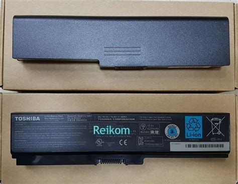 Harga Baterai Toshiba C640 jual baterai laptop notebook toshiba satellite c600