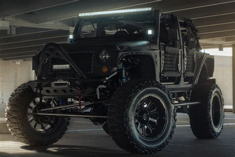 full metal jacket jeep how to build a 110 000 full metal jacket jeep