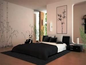 Bild Fürs Schlafzimmer : 50 beruhigende ideen f r schlafzimmer wandgestaltung ~ Michelbontemps.com Haus und Dekorationen