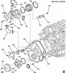 2008 Cadillac Sts Engine Diagram