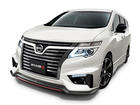 Nismo Nissan Elgrand Performance Package E52 2014