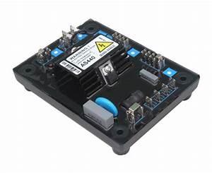 Avr As440 Automatic Voltage Regulators   Generator