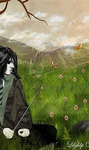 Lily and Severus - Severus Snape Fan Art (2497207) - Fanpop