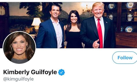 kimberly guilfoyle job title announcing heads turn makes credit