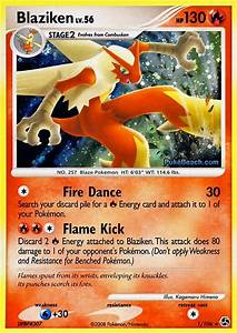 Pokemon Card of the Day: Blaziken (Great Encounters ...