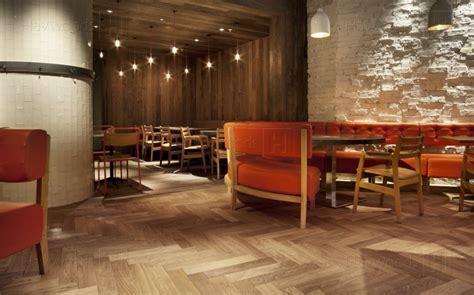 V Shape Flooring Natural Color Herringbone,Natural Acacia