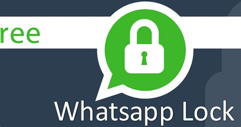 app how to lock whatsapp with password in android iphone and blackberry